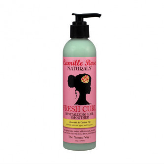 Camille Rose - Fresh Curl Revitalizing Hair Smoother (8oz)