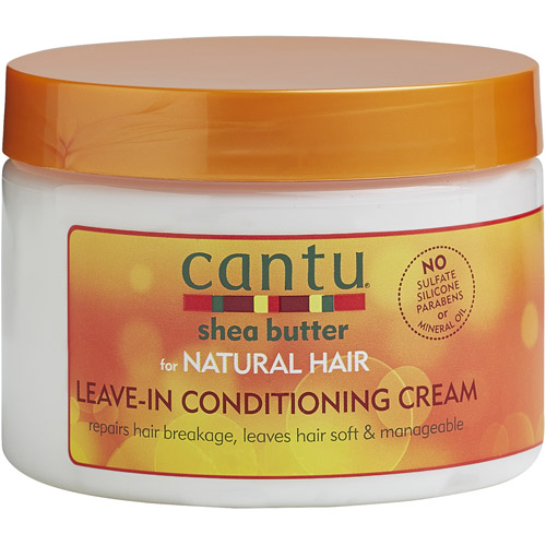 Cantu - Shea Butter Leave-In Conditioning Cream (12oz)