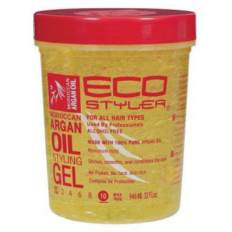 Eco Styler - Moroccan Argan Oil Styling Gel (32oz)