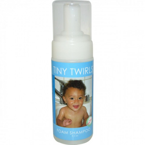 Kinky Curly - Tiny Twirls Shampoo (4oz)