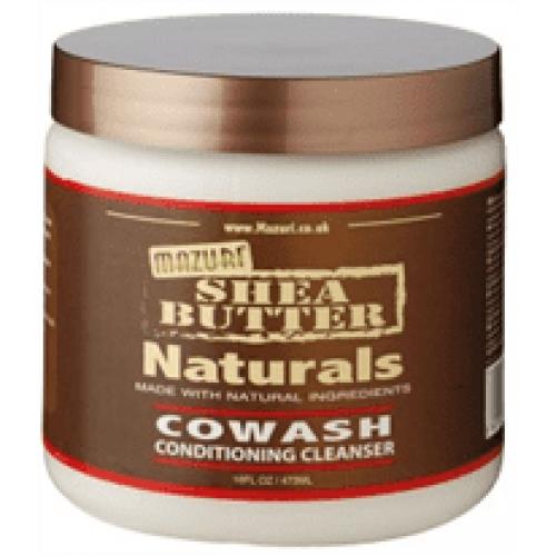 Mazuri Shea Butter Naturals - Cowash (16oz)