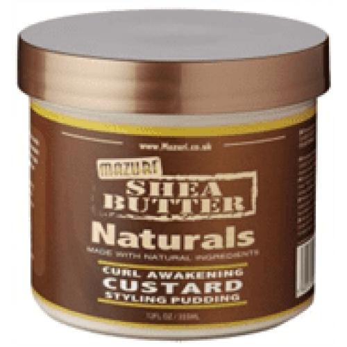 Mazuri Shea Butter Naturals - Curl Awakening Custard (12oz)