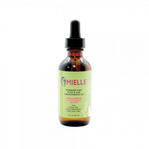 Mielle Organics - Rosemary Mint Scalp & Hair Strengthening Oil (2oz)