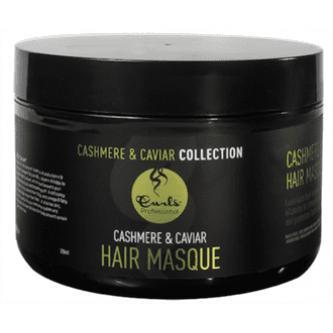 Curls - Cashmere+Caviar Hair Masque - Deep Conditioner (8oz)