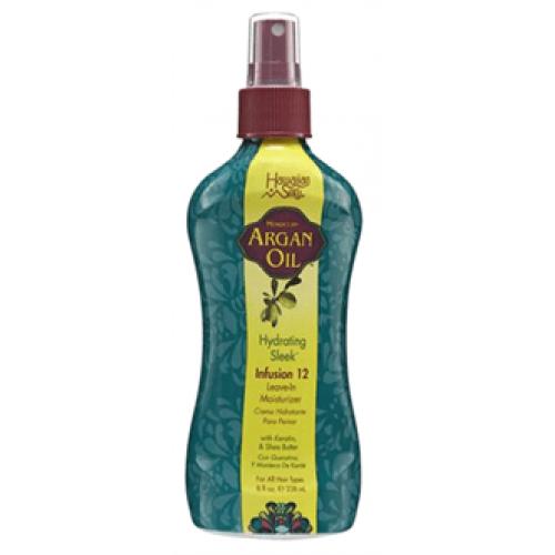 Hawaiian Silky - Argan Oil Infusion 12 Leave-In Moisturizer (8oz)