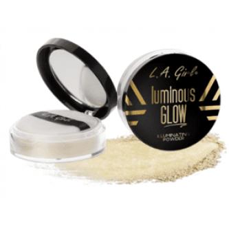 L.A. Girl - Luminous Glow Illuminating Powder GLP694 24K
