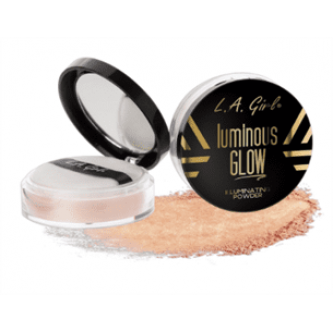 L.A. Girl - Luminous Glow Illuminating Powder GLP695 Sunkissed