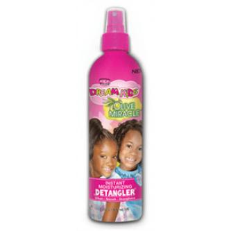 African Pride - Dream Kids Olive Miracle Instant Moisturizing Detangler (8oz)