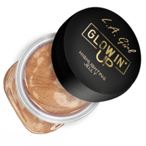 L.A. Girl - Glowin' Up Jelly Highlighter GLH704 Glow Girl