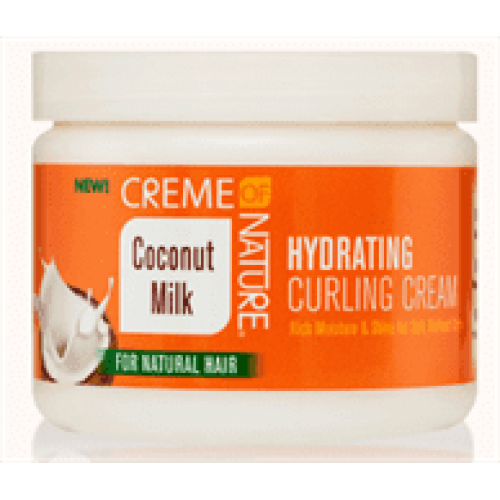 Creme of Nature - Coconut Milk Hydrating Curling Cream (11.5oz)