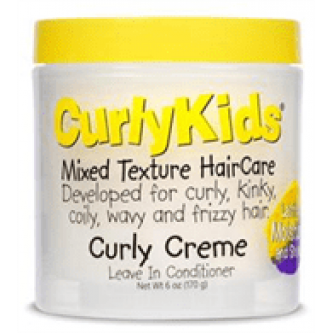 CurlyKids - Curly Creme Leave-In Conditioner (6oz)