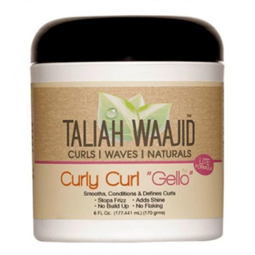 Taliah Waajid - Curly Curl Gello (6oz)