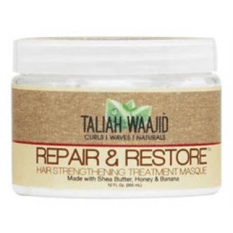 Taliah Waajid - Repair & Restore Hair Strengthening Masque (12oz)