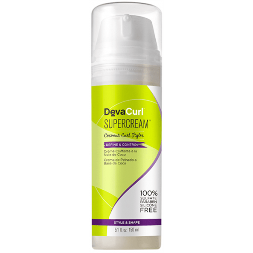 DevaCurl - Supercream Coconut Curl Styler (5.1oz)
