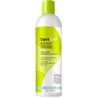 DevaCurl - No-Poo Original Zero Lather Conditioning Cleanser (12oz)