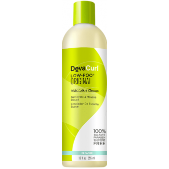 DevaCurl - Low-Poo Original Mild Lather Cleanser (12oz)