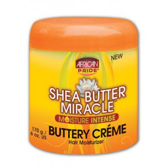 African Pride - Shea Butter Miracle - Butterry Créme (6oz)