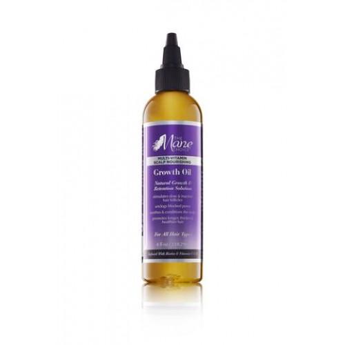 The Mane Choice - Multi-Vitamin Scalp Nourishing Growth Oil (4oz)
