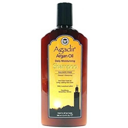 Agadir - Argan Oil Daily Moisturizing Shampoo (Sulfate Free) (12oz)