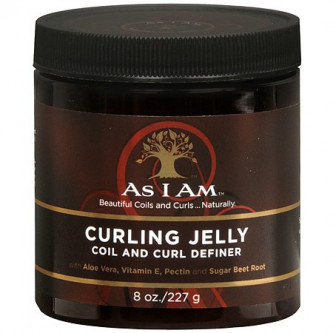 As I Am - Curling Jelly (8oz)