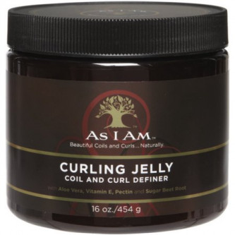 As I Am - Curling Jelly (16oz)