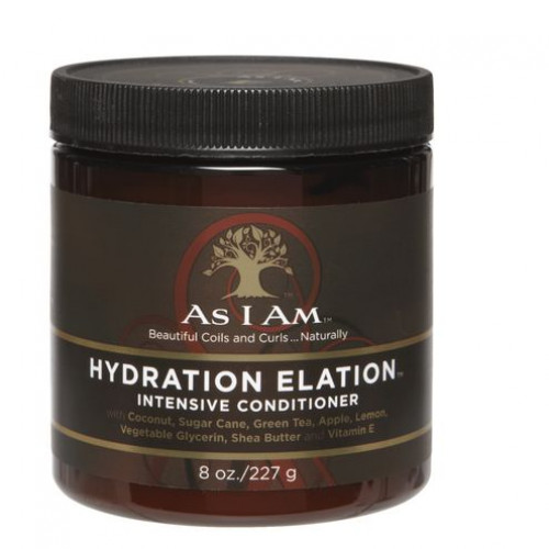As I Am - Hydration Elation Intensive Conditioner (8oz)