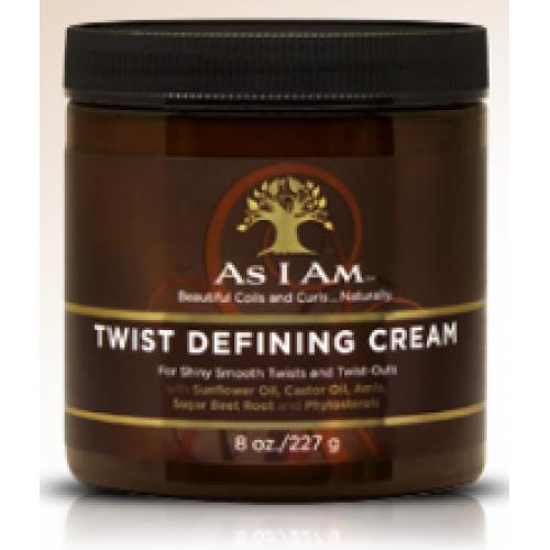 As I Am - Twist Defining Cream (8oz)