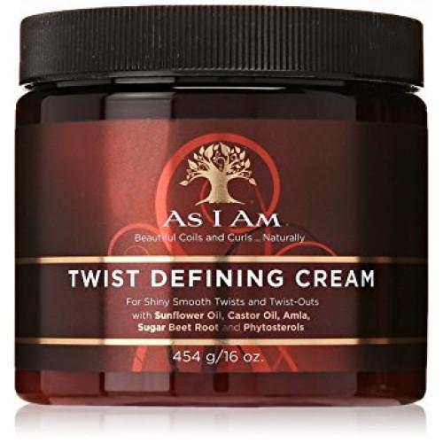 As I Am - Twist Defining Cream (16oz)