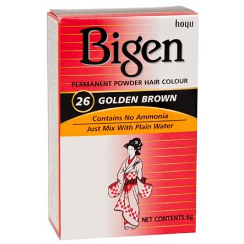 Bigen - 26 Golden Brown