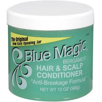 Blue Magic - Bergamot Hair & Scalp Conditioner (12oz)