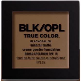 Black Opal - True Color Mineral Matte Creme to Powder Foundation Amber