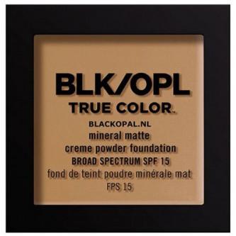 Black Opal - True Color Mineral Matte Creme to Powder Foundation Rich Caramel