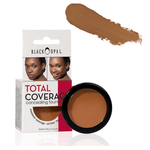Black Opal - Total Coverage Concealing Foundation Beautiful Bronze
