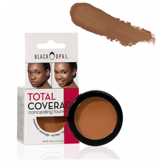 Black Opal - Total Coverage Concealing Foundation Carob