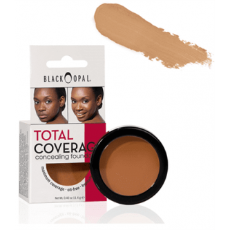Black Opal - Total Coverage Concealing Foundation Heavenly Honey