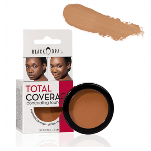 Black Opal - Total Coverage Concealing Foundation Rich Caramel