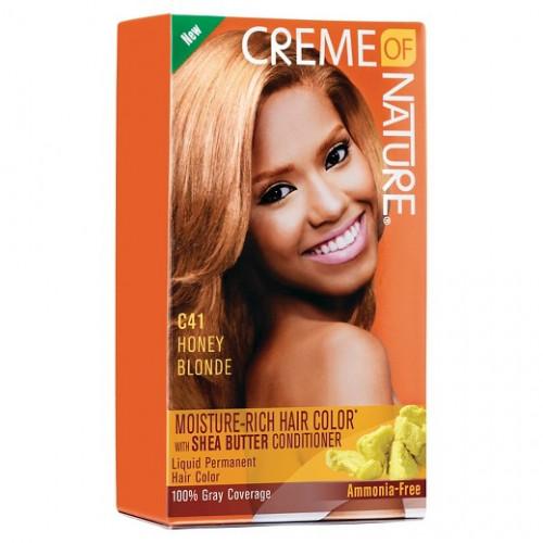 Creme of Nature - Moisture-Rich Hair Color Honey Blonde C41