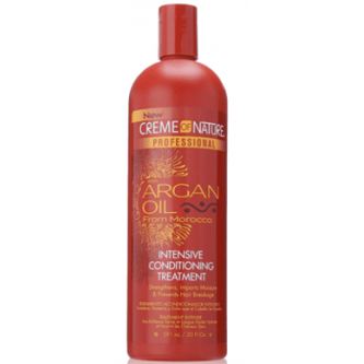 Creme of Nature - Argan Oil Intensive Conditioning Treatment (20oz)
