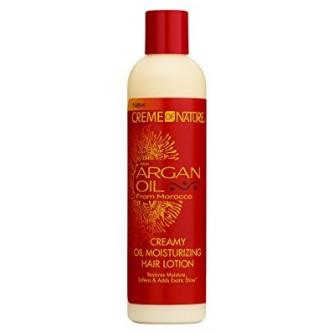 Creme of Nature - Argan Oil Creamy Oil Moisturizing Hair Lotion (8.45oz)