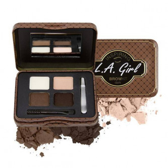 L.A. Girl - Inspiring Brow Kit Dark and Defined