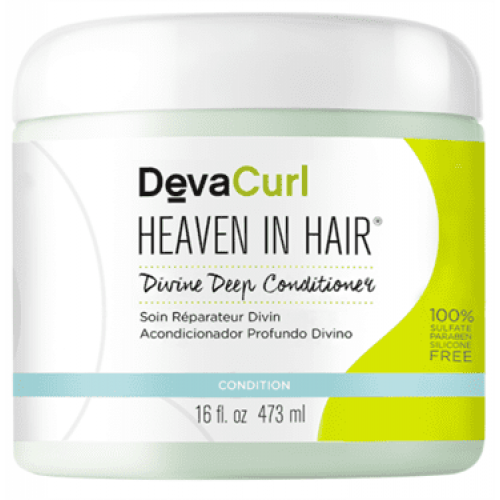 DevaCurl - Heaven In Hair Intense Moisture Treatment (16oz)