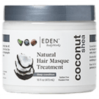 Eden Bodyworks - Coconut Shea Hair Masque (16oz)