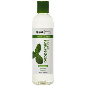 Eden Bodyworks - Peppermint Tea Tree Shampoo (8oz)