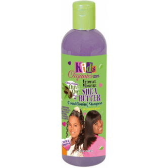 Kids Organics - Shea Butter Conditioning Shampoo (12oz)