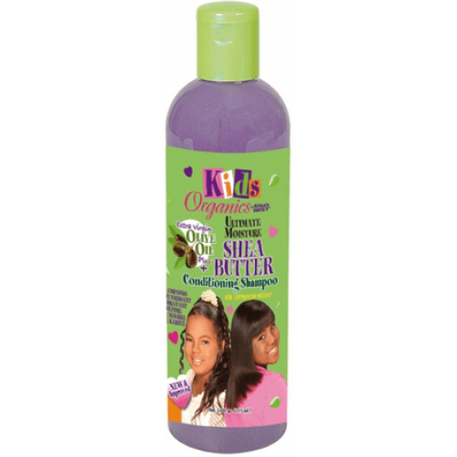 Kids Organics - Shea Butter Conditioning Shampoo (12oz)