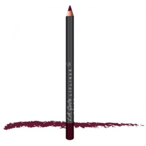 L.A. Girl - Lipliner Pencil GP535 Dark Purple
