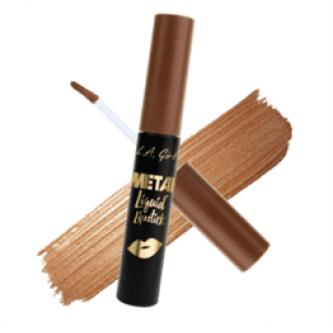 L.A. Girl - Metal Liquid Lipstick GML852 Satin Gold