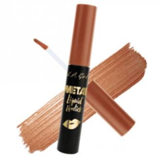 L.A. Girl - Metal Liquid Lipstick GML853 Copper