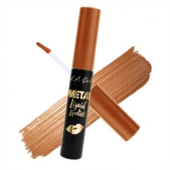 L.A. Girl - Metal Liquid Lipstick GML856 Golden