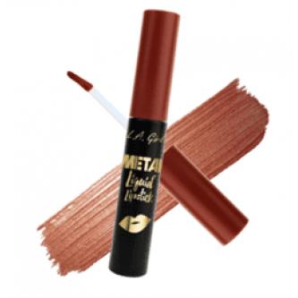 L.A. Girl - Metal Liquid Lipstick GML857 Opulent